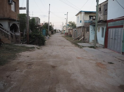 Kuba day 1. ulice