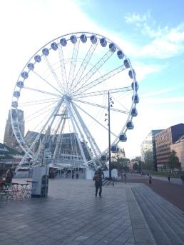 Rotterdamský London Eye