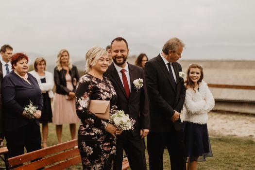 Svatba Péta + Mára
